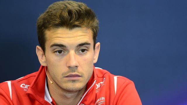 """""""Beaucoup d'espoir pour Bianchi"""", selon un ancien délégué médical de la FIA"""