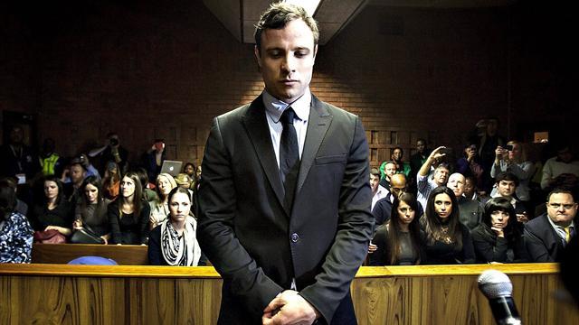 """Condamné en appel pour """"meurtre"""", Pistorius risque désormais 15 ans de prison"""