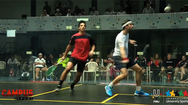 18th World University Squash Championships 2014 - Campus Sport 27