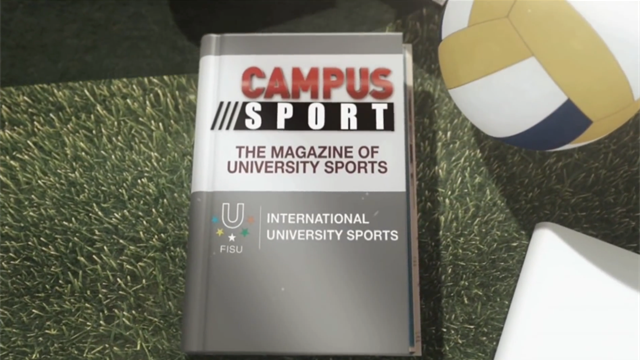 27th CAMPUS Sport TV Show - FISU 2014