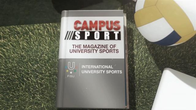 27th CAMPUS Sport TV Show - FISU 2014
