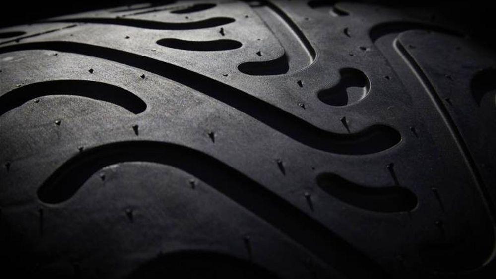 F1 wet tyre