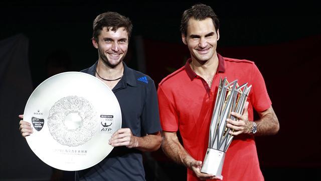 """""""Redevenir num�ro 1, c'est bien... mais l'objectif de Federer, c'est la Coupe Davis"""""""