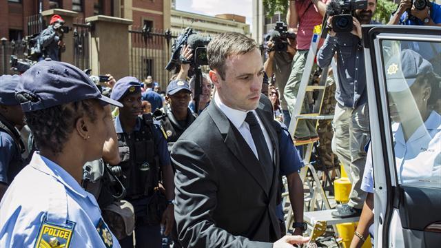 Condamné pour meurtre, Pistorius a quand même pu éviter la prison