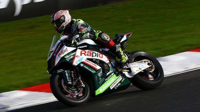 Début du championnat britannique de Superbike à Donington Park
