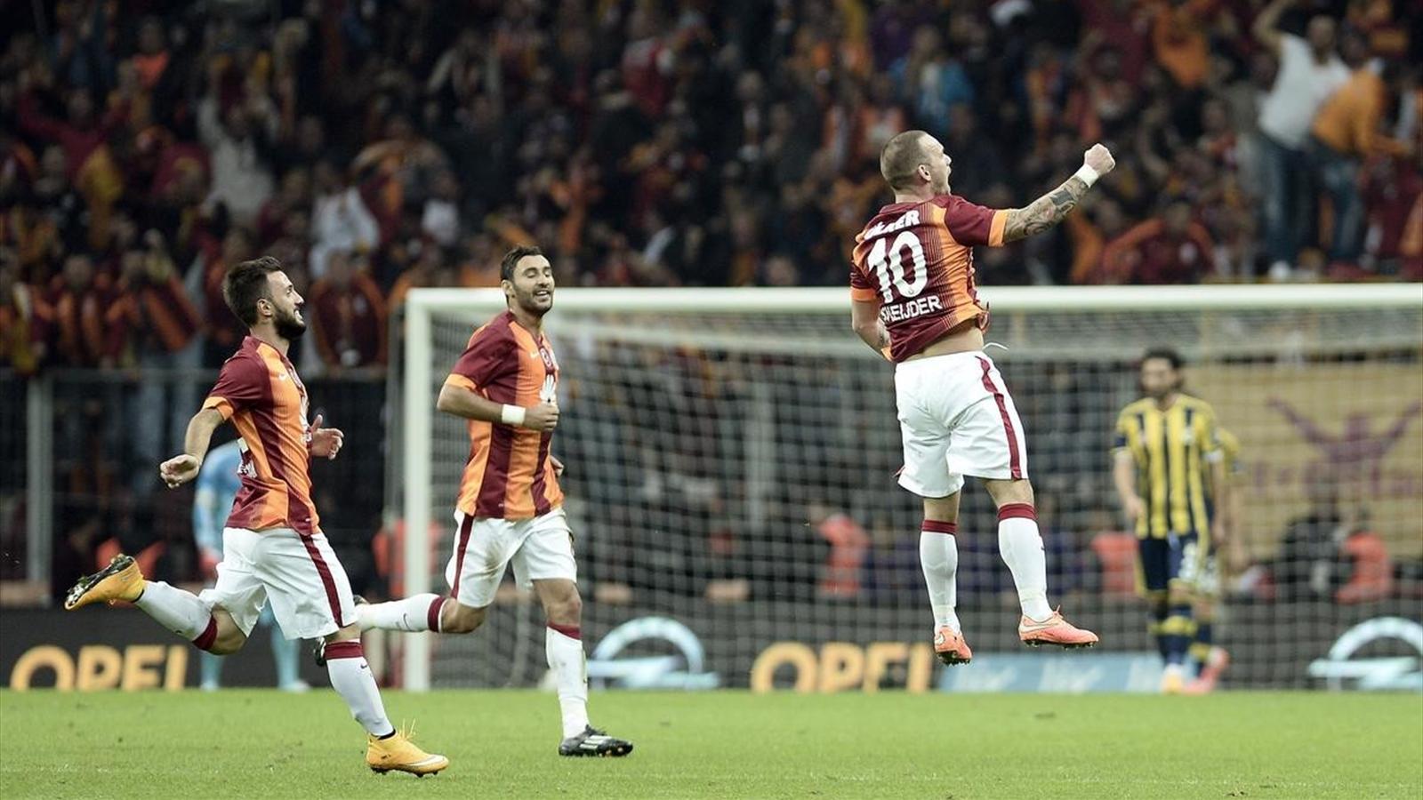 Video: Galatasaray vs Fenerbahce