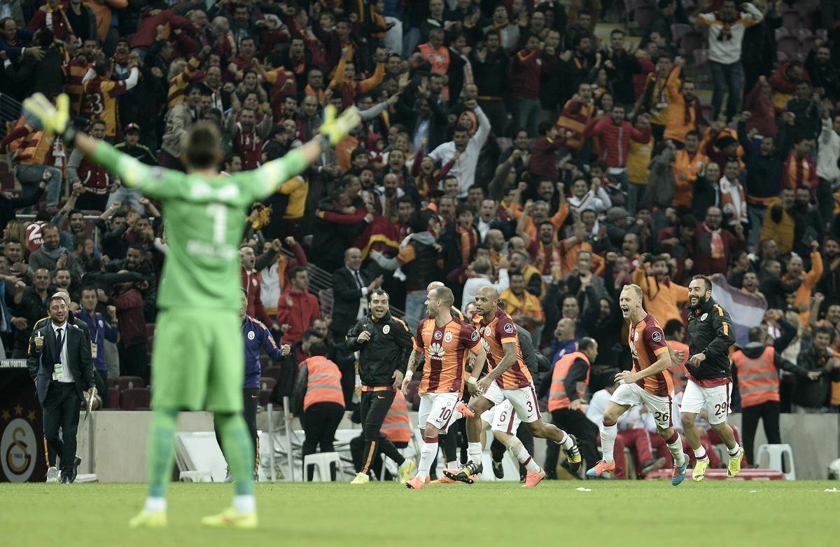 Galatasaray-Fenerbahçe
