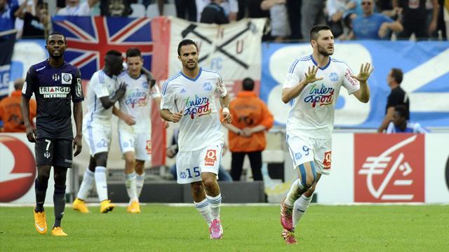Cet Olympique de Marseille est irrésistible