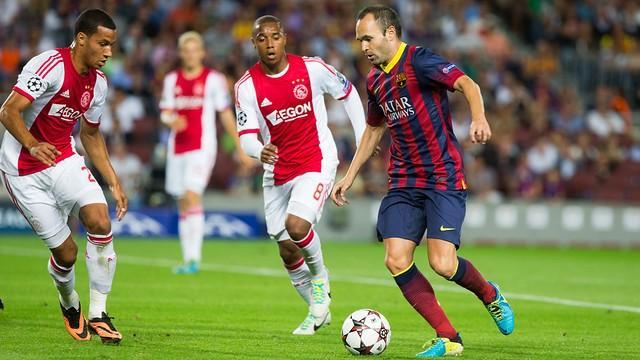 Barcelona - Ajax maçı hangi kanalda saat kaçta Barcelona Ajax maçını canlı izle maç özeti izle