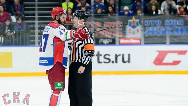Радулов против судей и другие события недели КХЛ