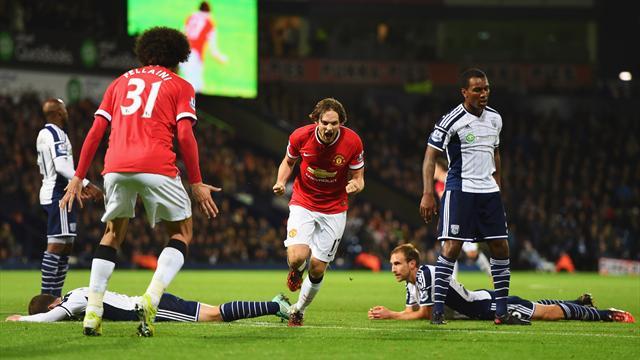 Блиндамед. «Юнайтед» вырвал ничью у «Вест Бромвича» на последних минутах