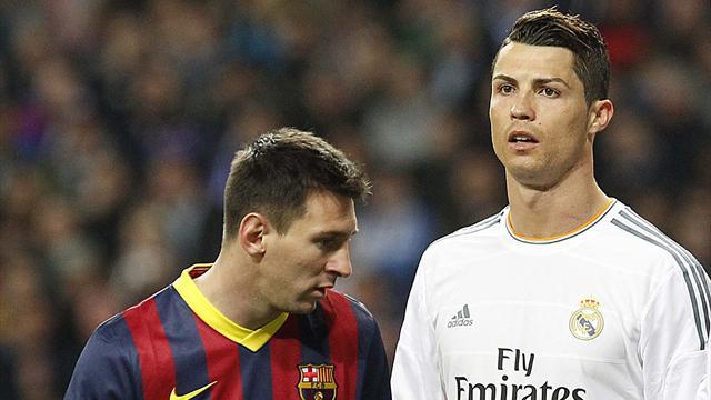 Messi peut dépasser Raul en premier, mais Ronaldo est le numéro 1 depuis deux ans