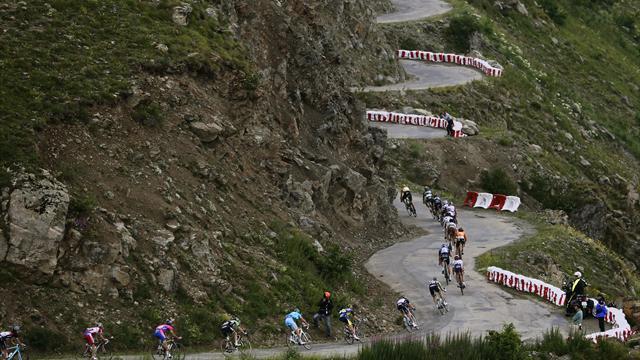 Premiere: Neue Bergankunft in Alpe d´Huez