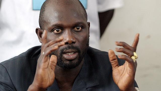 Weah, ex Milan, verso presidenza Liberia