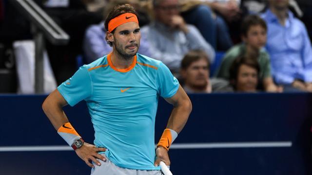 Tennis : Nadal met un terme � sa saison sur un vendredi noir