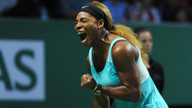 Tennis : Proche de la sortie, Serena Williams s'en sort encore et retrouve la finale