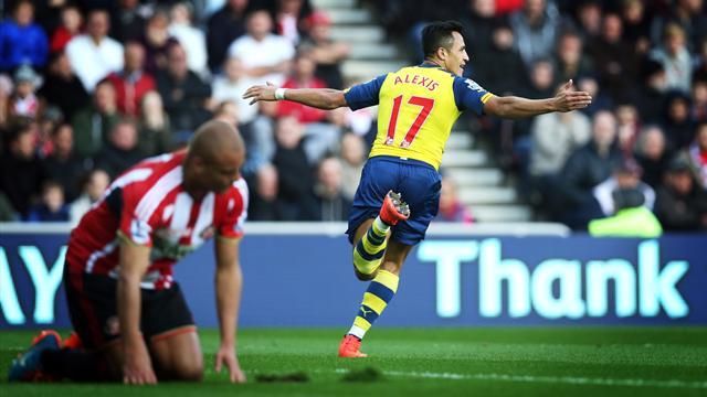 Avec Alexis Sanchez, Arsenal a l'arme fatale pour lancer ses matches