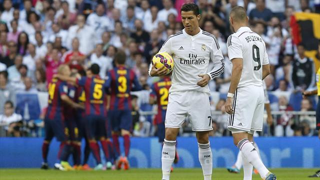 Барселона реал мадрид 25