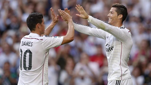 James: 'Cristiano Ronaldo deserves 99% of votes' in Ballon battle