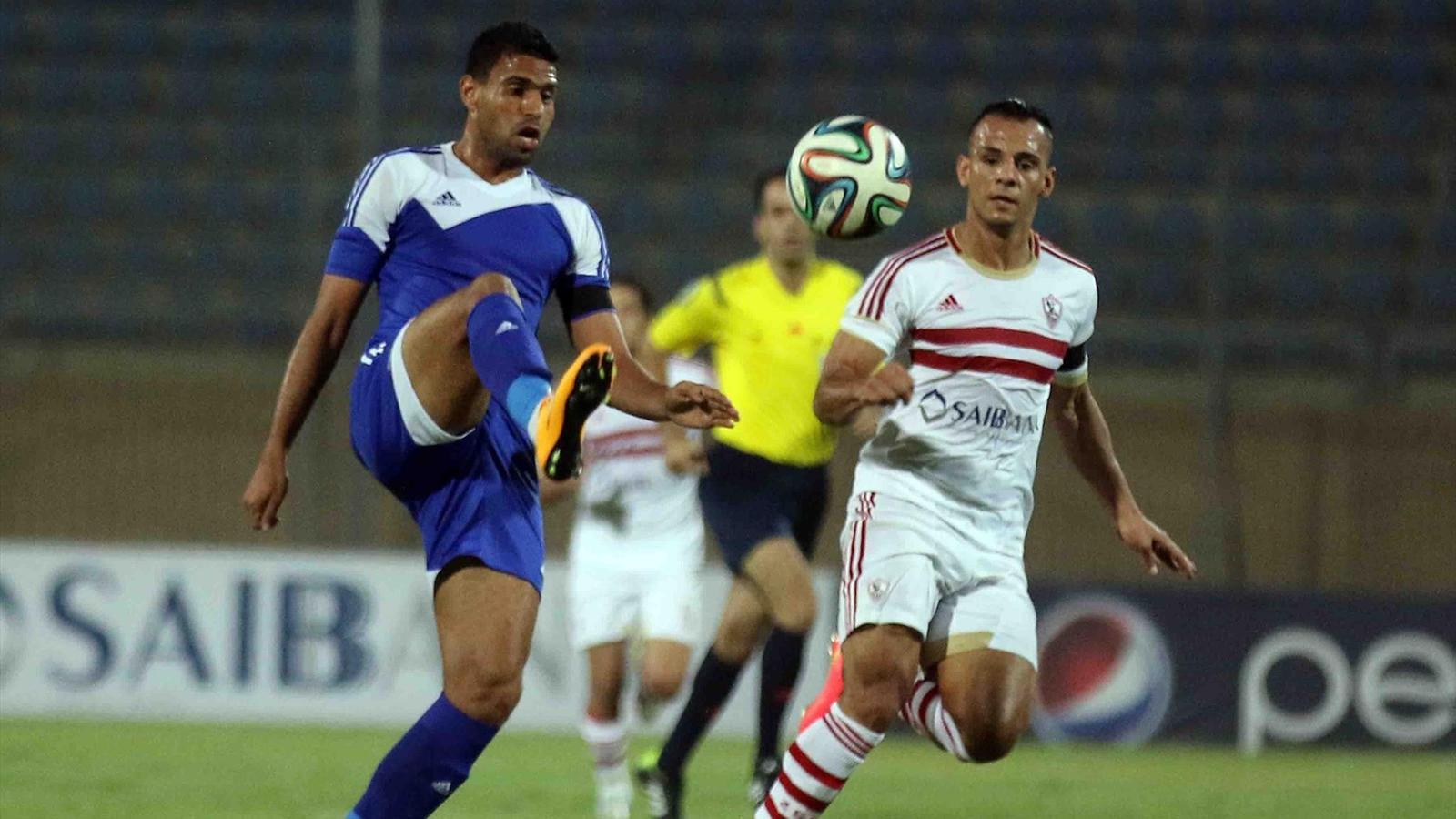 الزمالك يقترب من لقب الدوري المصري بخماسية فى الشرطة