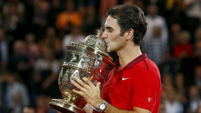 Federer evinde şampiyon