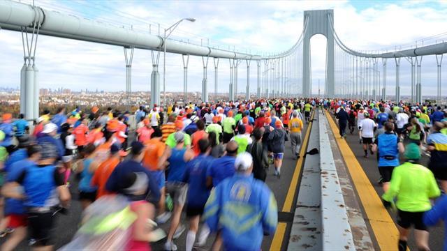 Máxima seguridad en Maratón de Nueva York por temor a nuevo atentado
