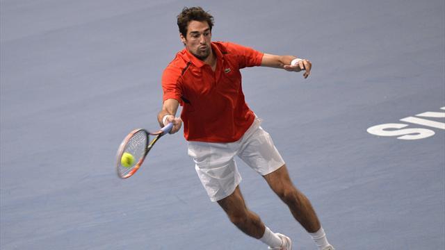 Chardy - Federer EN DIRECT