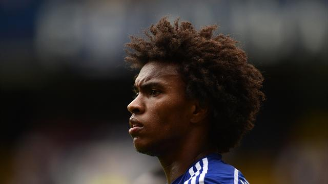 Chelsea : Quatre ans de plus pour Willian
