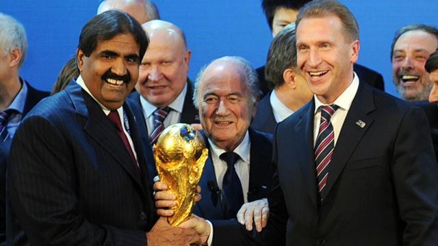 Pour la FIFA, il n'y a pas eu de corruption