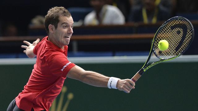 D�fait par Bautista, Gasquet perd des points pour la Coupe Davis