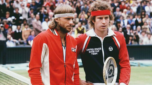 Le jour où... Borg et McEnroe ont joué le match du siècle