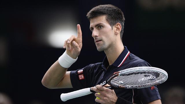 Tennis : Djokovic :