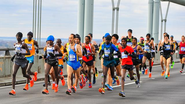 Kein Tag wie jeder andere: Der erste New York Marathon