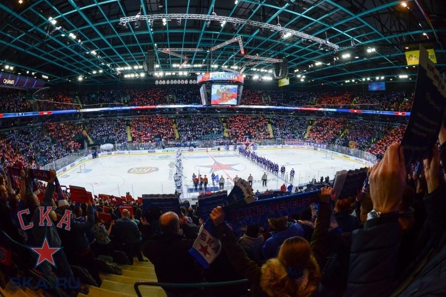 «Ледовый дворец» СКА (ska.ru)