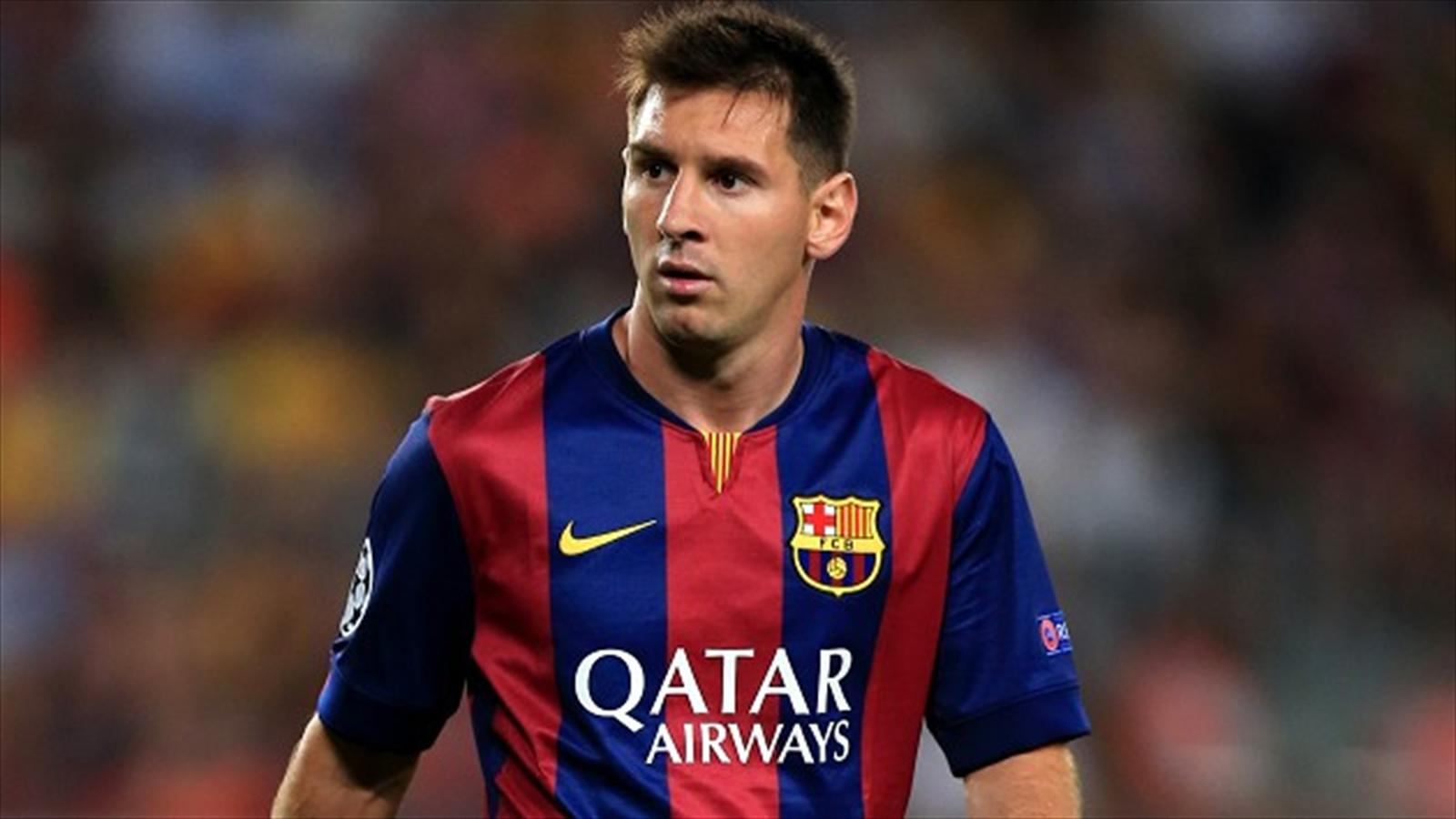 Messi's father plays down 'Barca exit' comments - Liga 2014-2015 - Football - Eurosport Asia