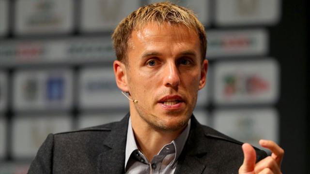 Phil Neville in running for England Women's manager job