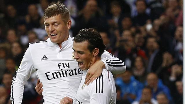 Gareth Bale and Toni Kroos to miss Super Cup