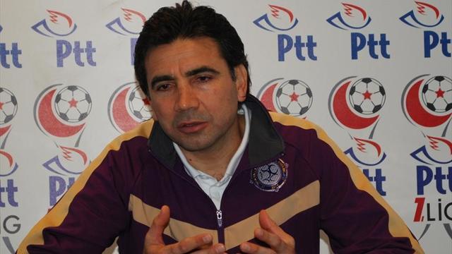 Şanlıurfaspor'un yeni teknik direktörü Osman Özköylü oldu