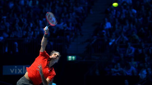 Federer attaque sa semaine londonienne pied au plancher