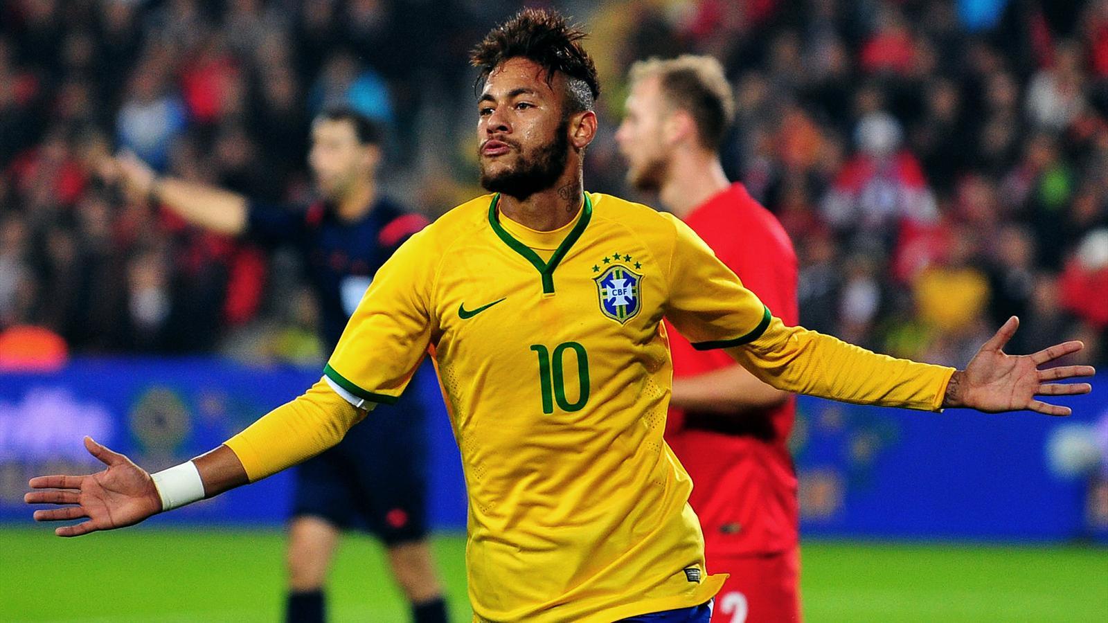 Turquie 0-4 Brésil : Le Brésil domine la Turquie à Istanbul