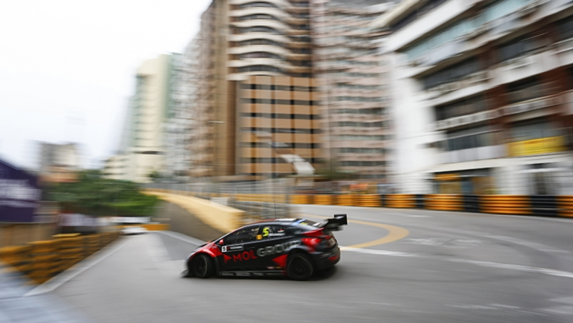 Tests - Michelisz réveille Macao