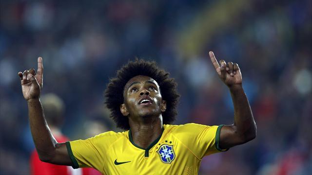 Brasil-Venezuela: Un respiro antes de enfrentarse a Argentina (3-1)