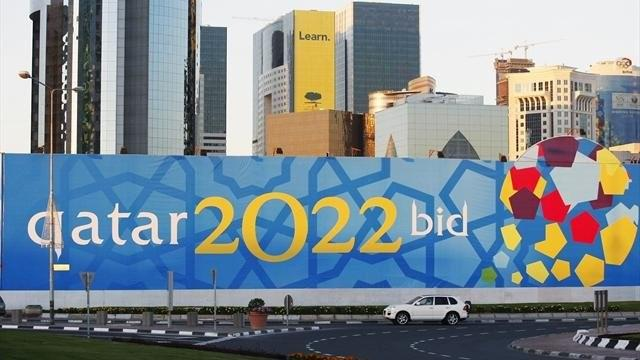 """2022 Dünya Kupası'nın ev sahibi Katar'dan """"sabotaj"""" yalanlaması"""