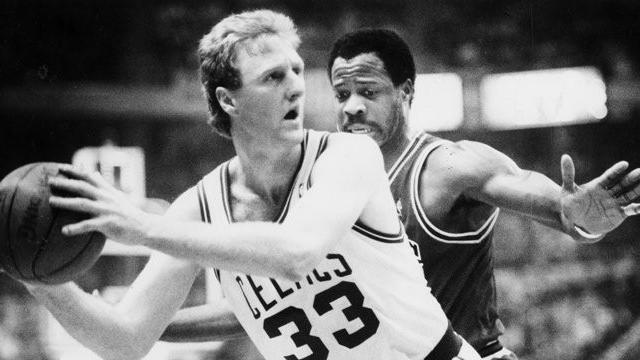 Quando Larry Bird cambiò il pensiero (e le regole) del basket