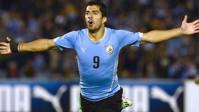 Beißer Suarez: Rückkehr mit Heißhunger