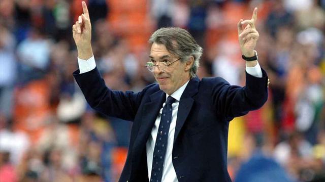 Inter-Juventus, Moratti insiste: