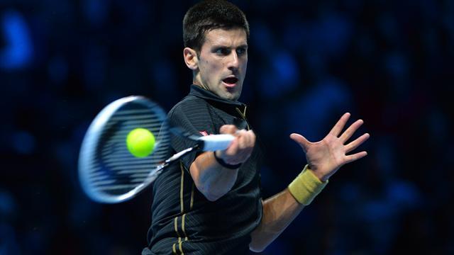 Même en jouant à l'imparfait, Djokovic avait de la marge