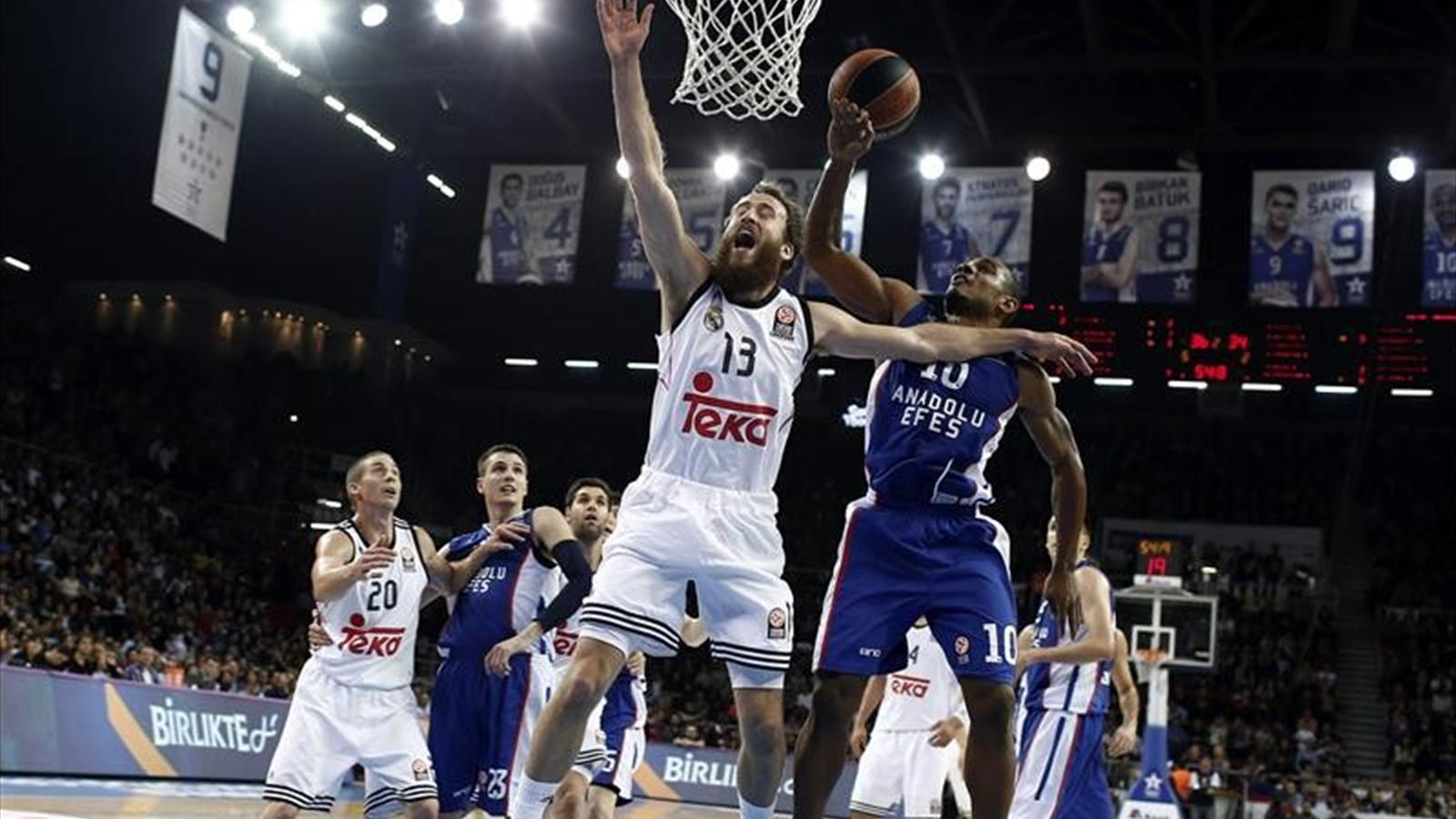 El Madrid falla y el Maccabi resucita