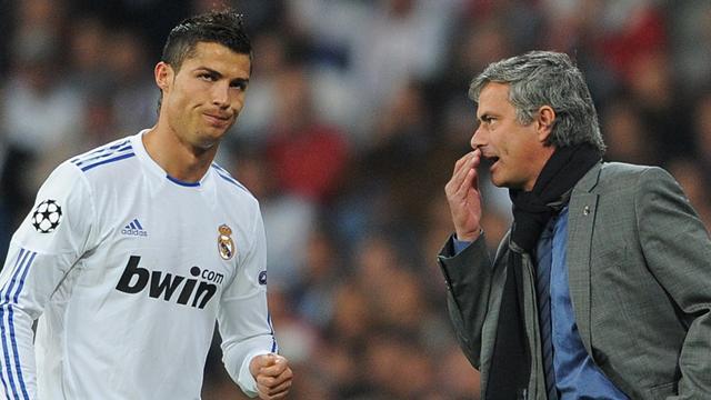 """Mourinho : """"Ronaldo est un des meilleurs joueurs de tous les temps"""""""