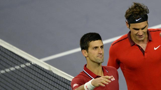 Le premier acte de Djokovic - Federer en 2015, c'est pour samedi